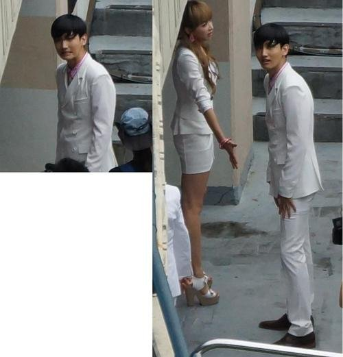 changmin and victoria dating allkpop meme