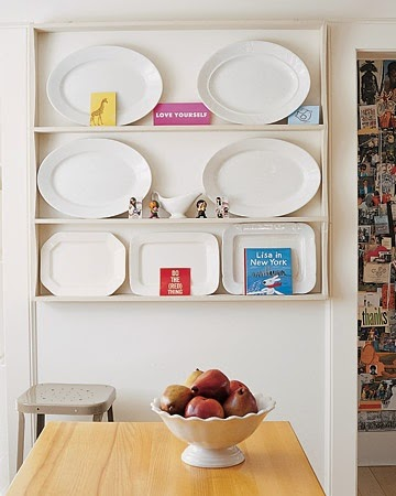 Ironstone Platters