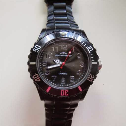 Watch, 3 €, silicon,