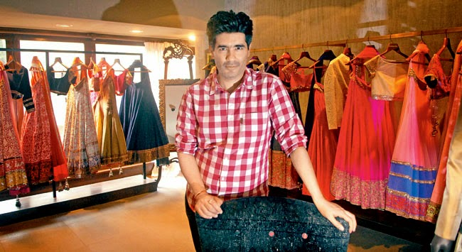 Manish Malhotra Indian designer