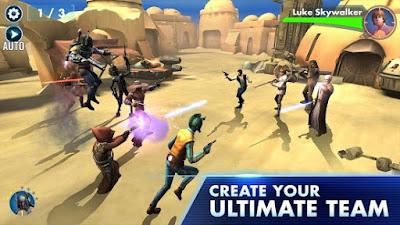 Star Wars Galaxy of Heroes MOD APK v0.2.113720