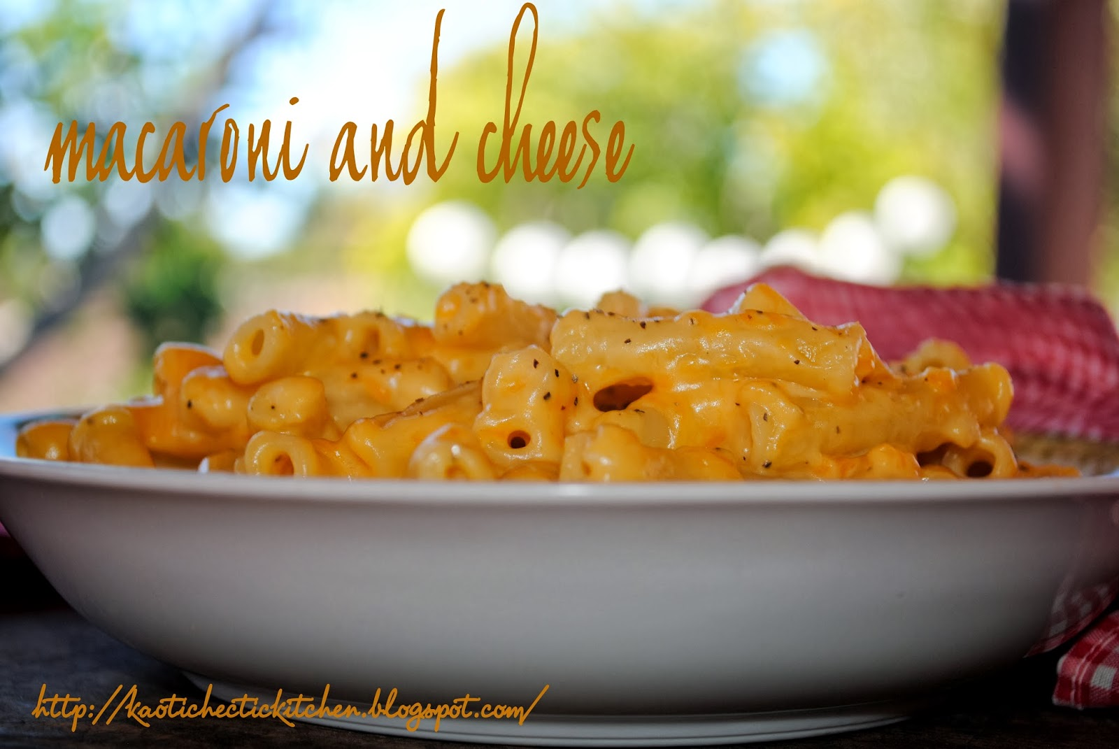 Recipe roulette grandmommys mac n cheese forumfinder Choice Image