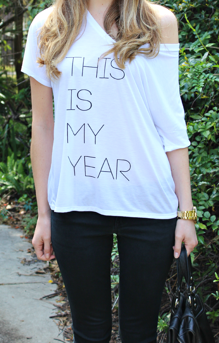 This Is My Year, The Shine Project