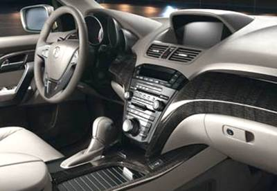 sports car 2009 acura mdx interior. Black Bedroom Furniture Sets. Home Design Ideas