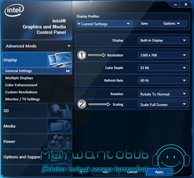 Cara Membuat Game PC Menjadi Full Screen