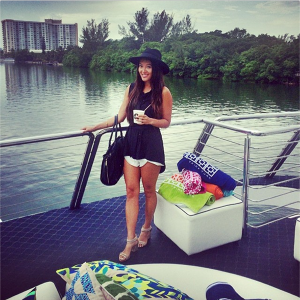 style saves, yacht, ford beauty suite, kinara skin care, keurig, exhale spa, asos, mercedes-benz fashion week swim, miami beach, fashion week, swim week 2014, outfit of the day, style by lynsee, miami fashion blogger, fashion blogger