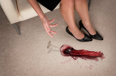 What To Do When the Inevitable Spills Happen During Your Holiday Party:
