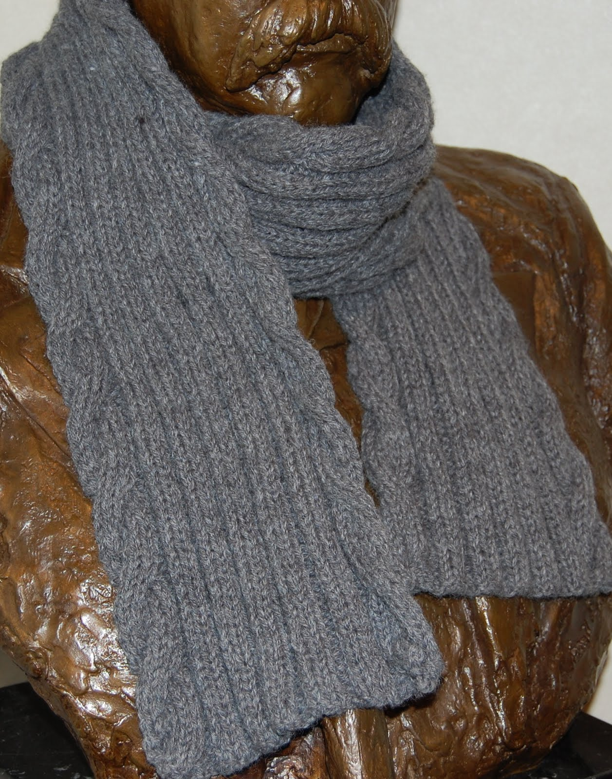 Loose Ends: Knitted Ancestors: 2011/07