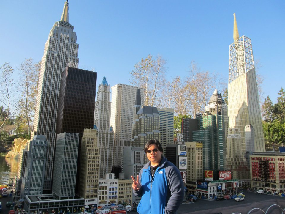 Legoland California New York
