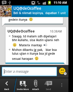 Chat Bisnis Manager100