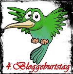 Bloggeburtstag: