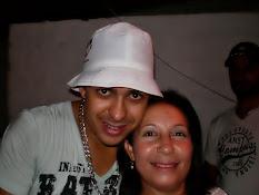 Lucia Vianna e Juninho Sã
