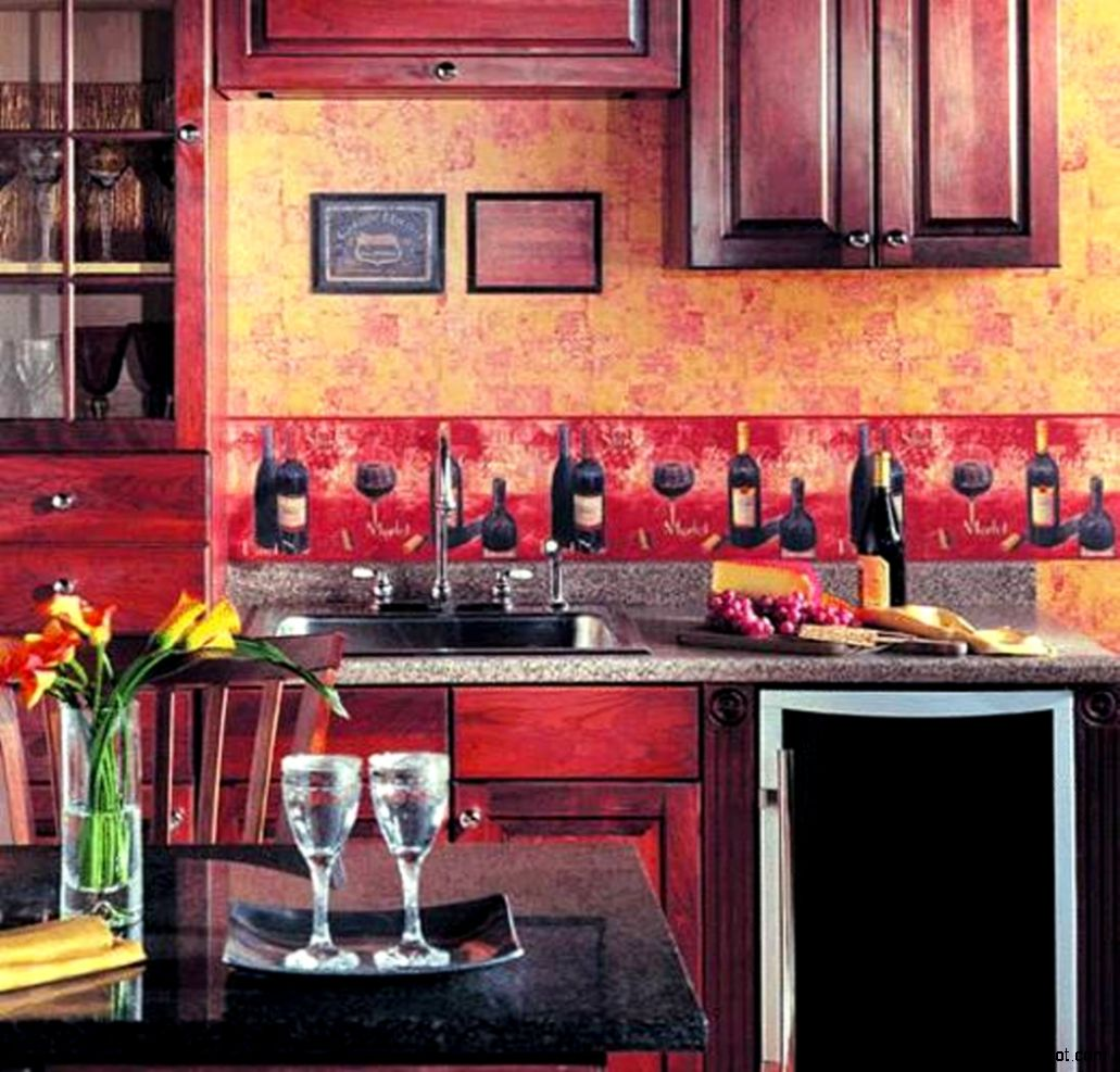 Kitchen Wallpaper Borders Kitchen Wallpaper Border Ideas All Hd Wallpapers