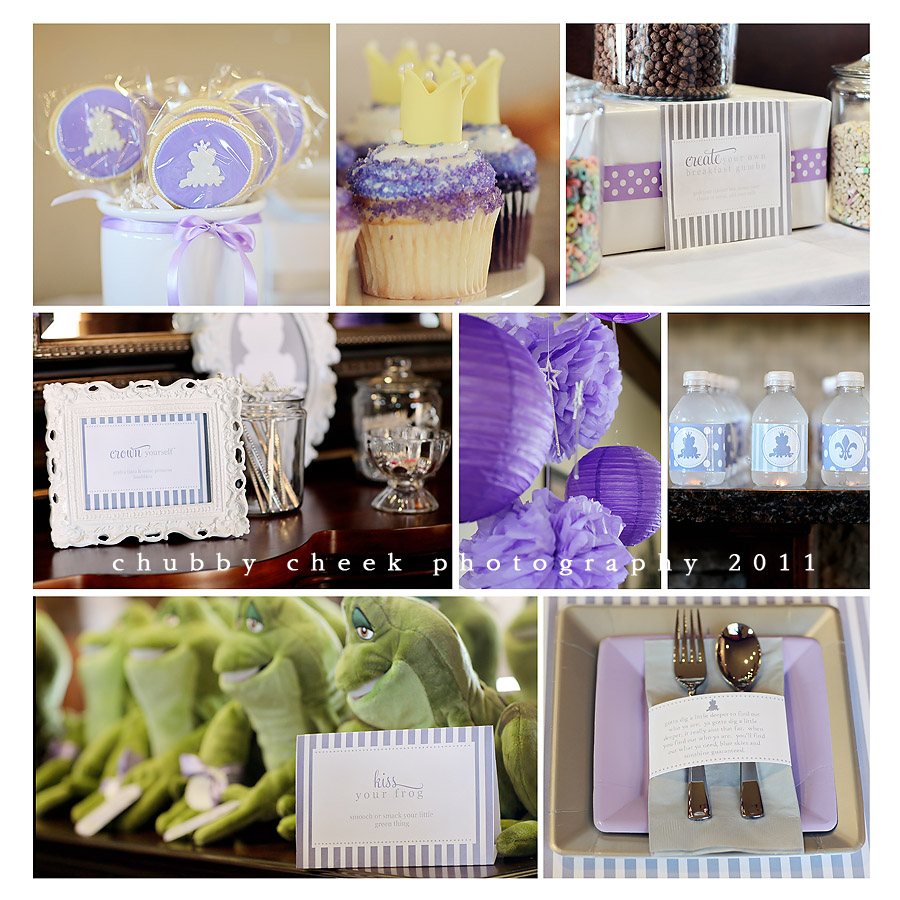 party the princess and the frog life baby baby showers