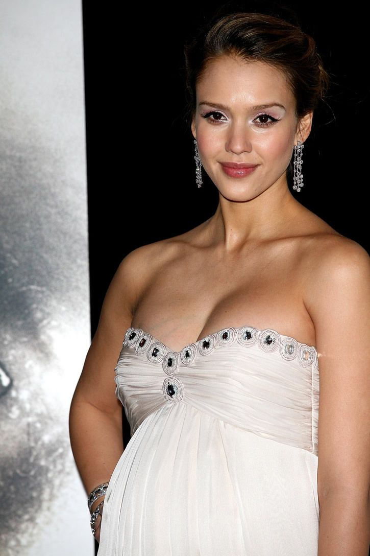 Jessica Alba Pregnant With Second ChildJessica Alba Pregnant