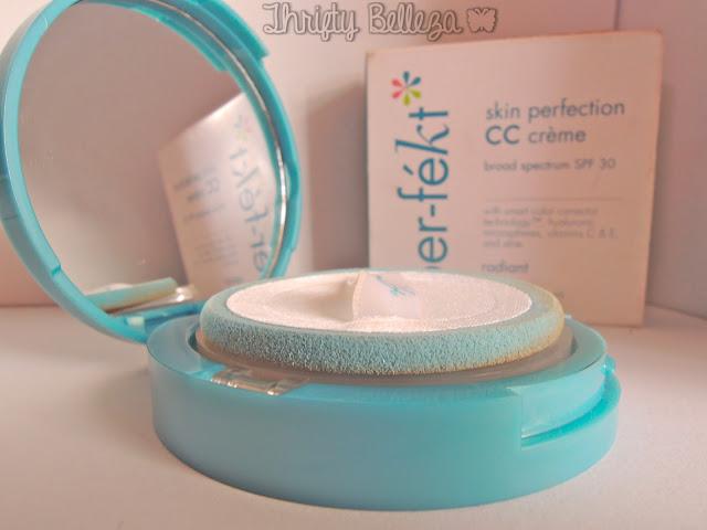 perfekt makeup compact