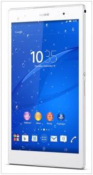 Spesifikasi Dan Harga Sony Xperia Z3 Tablet Compact SGP621