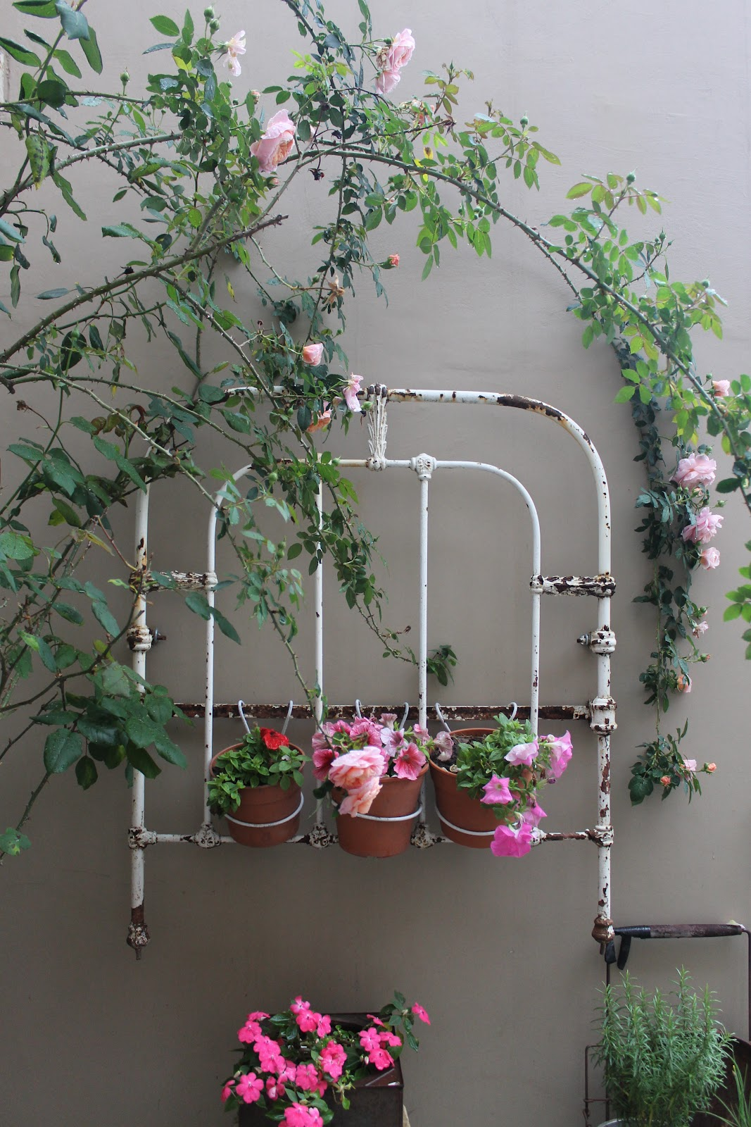 Colaboraci n programa jardineras util sima deco marce for Bases para jardineras
