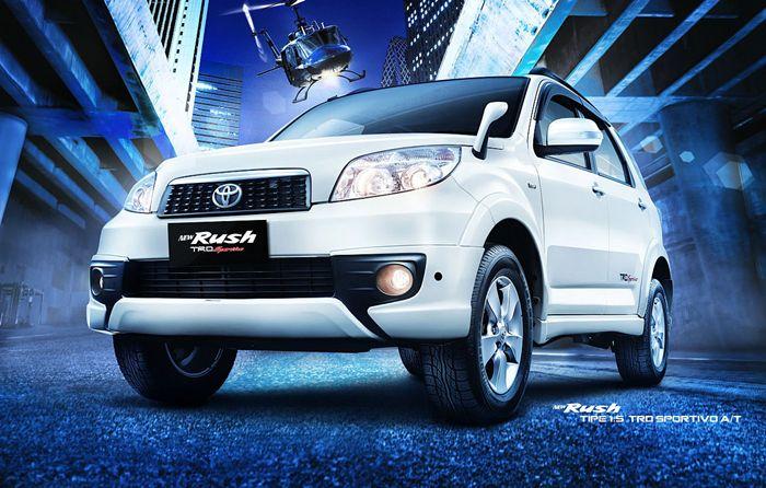 Cicilan Kredit Toyota Rush Surabaya, Per 1 JULI 2014