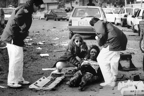 Resultado de imagen de niños asesinados por eta