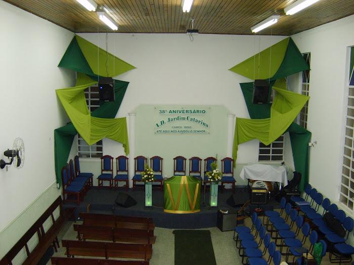 Ideias de Decoração Decoração para Igreja