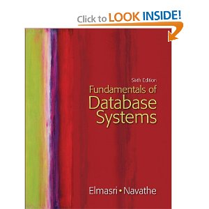 Fundamentals Of Database Systems Elmasri Navathe Solutions Pdf