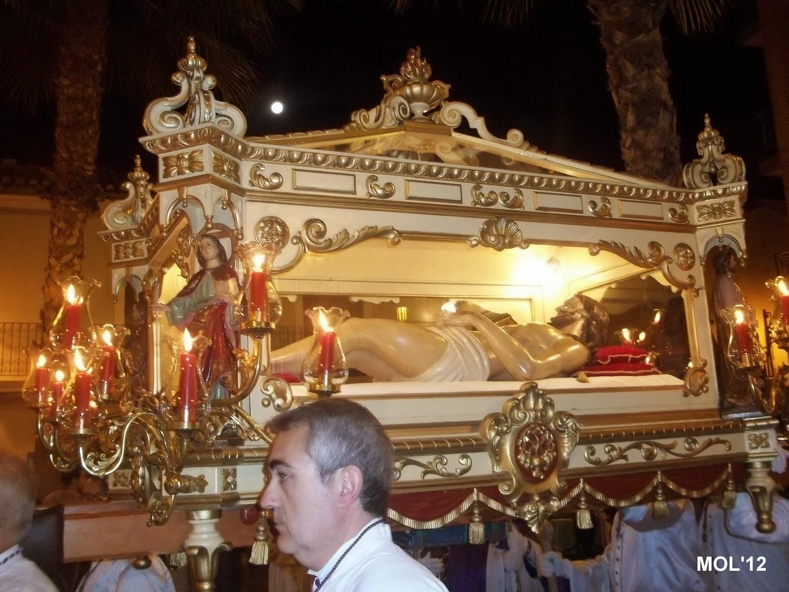 PROCESIÓN DEL SANTO ENTIERRO: 18.04.14
