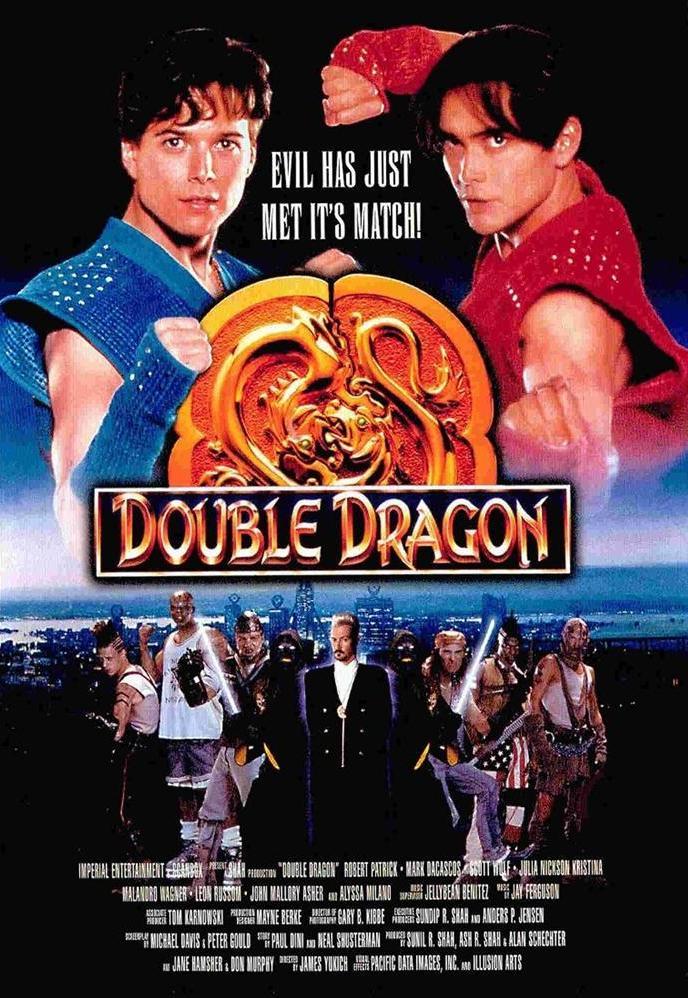 Baixar Double Dragon Download Grátis