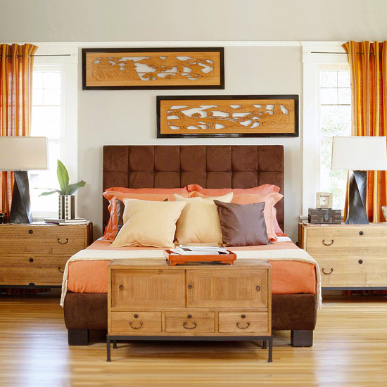 Modern Furniture: New Bedrooms Decorating Ideas 2012 With