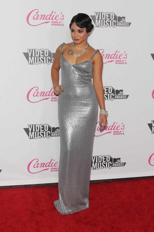 Vanessa Hudgens at MTV Video Music Awards After Party