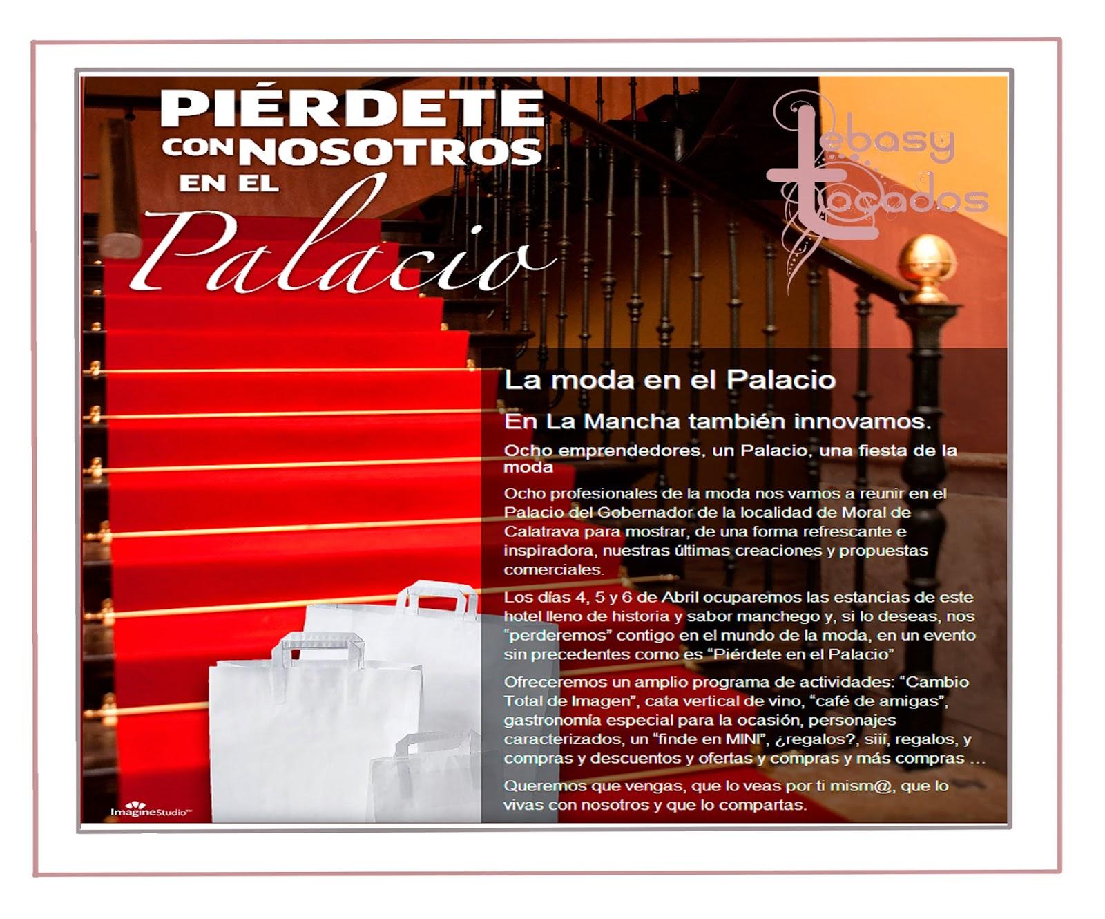 Cartel Piérdete en Palacio