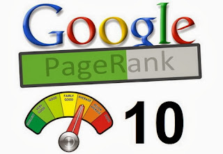 Update Google Pagerank 6 Desember 2013