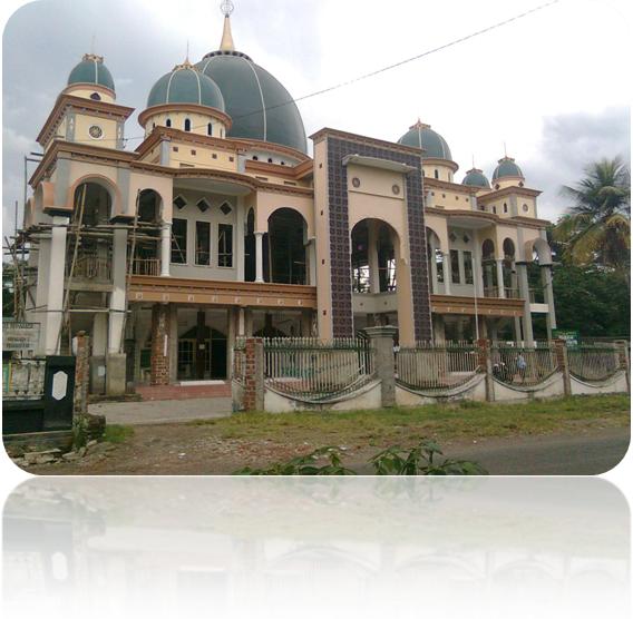 Pengajian Akbar Ta'mir Masjid Besar Baitussalam