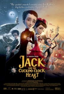 The Boy With The Cuckoo Clock Heart  / Jack et la mécanique du coeur