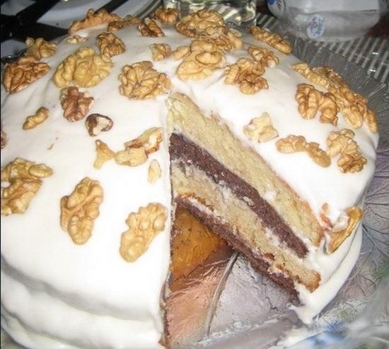 Наполеон гост торт фото 5
