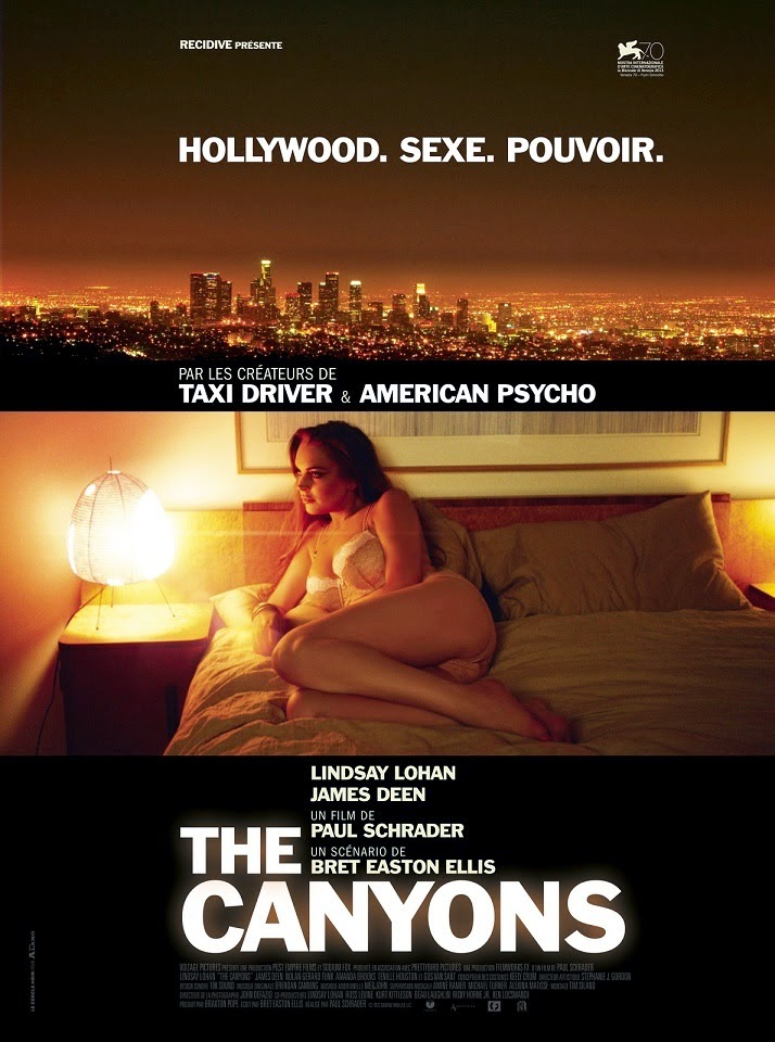 The canyons films streaming