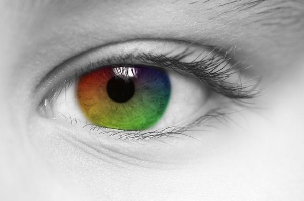 Los colores prohibidos o imposibles que nuestros ojos no son capaces de ver