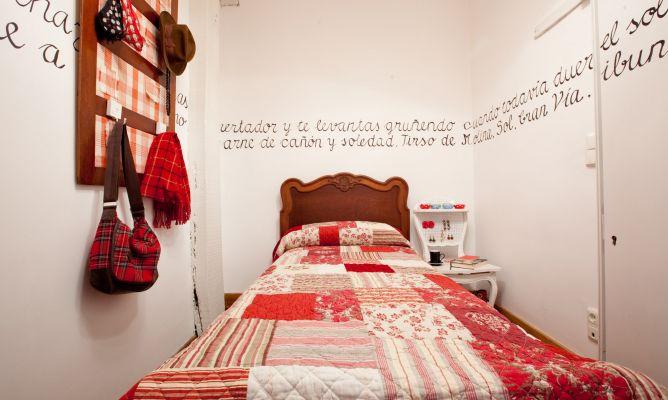 Marzua decorar espacios sin ventanas - Habitacion sin muebles ...