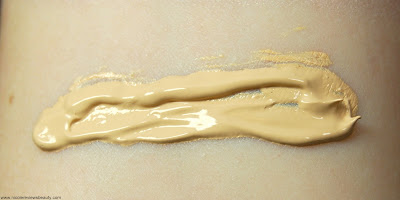 Jane Iredale Glow Time Full Coverage Mineral BB Cream in BB5 Swatch
