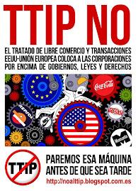 TTIP: Corporaciones sin límites