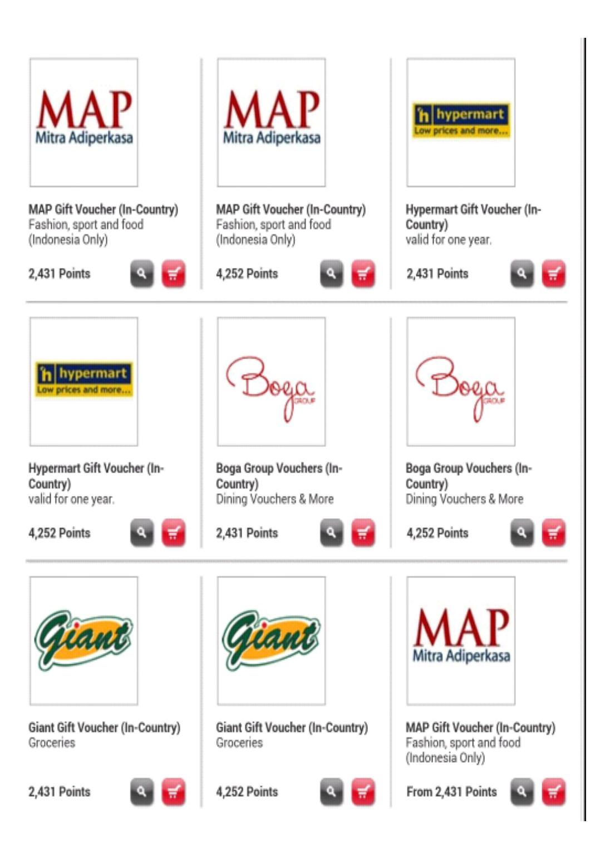 10 Lembar Voucher Hypermart 100k6 Daftar Harga Terkini Dan Agung 50000 Bth Cara Cek Poin Starfit Anda