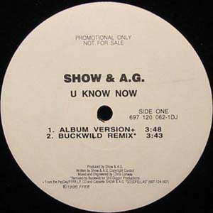 Showbiz & A.G. – U Know Now (VLS) (1995) (320 kbps)
