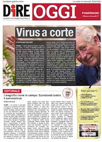 Quotidiano gratuito 25 Marzo