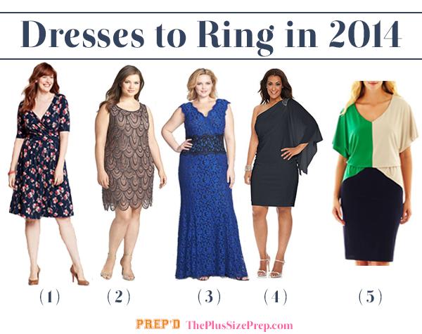 Plus Size Prep'd: 2013