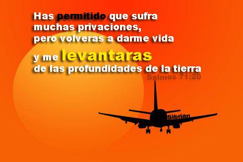 ... Tarjetas: Imagen Cristiana de Animo con cita bíblica gratis