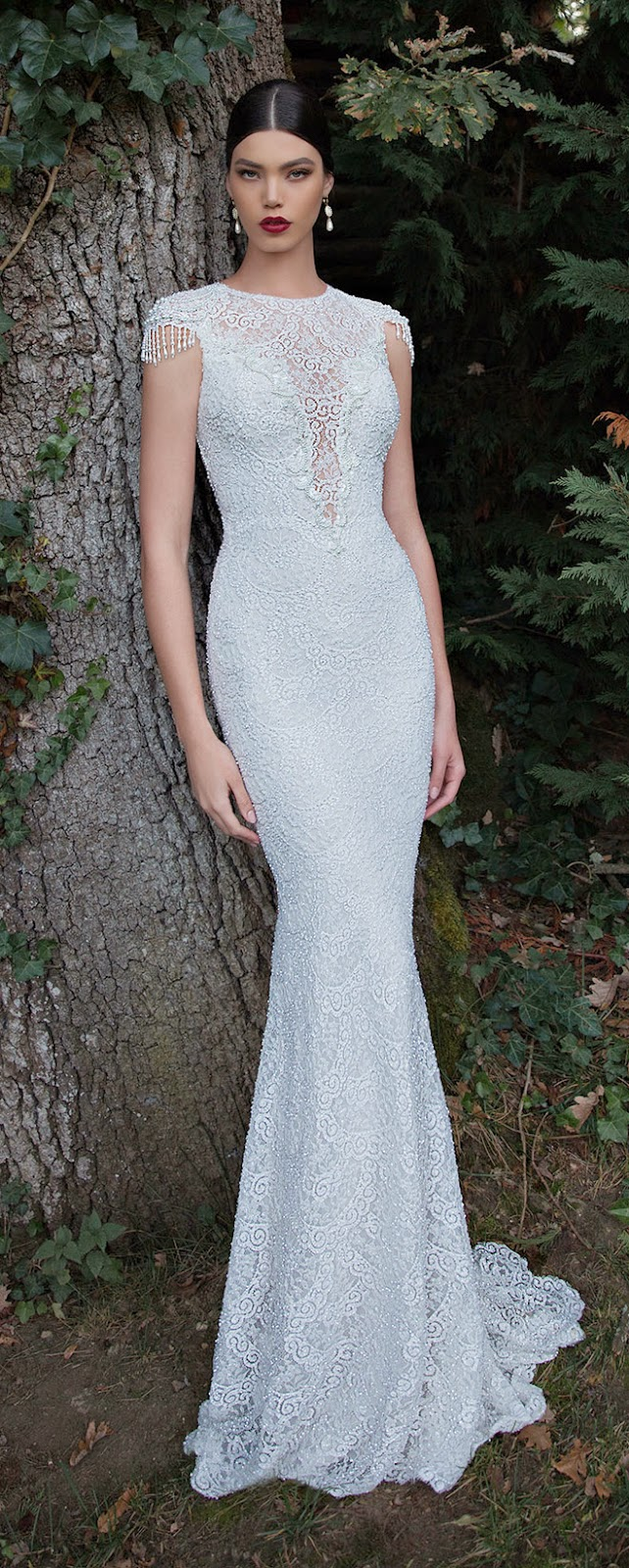 Elite wedding dresses  millicent pobee millicentpobee on Pinterest