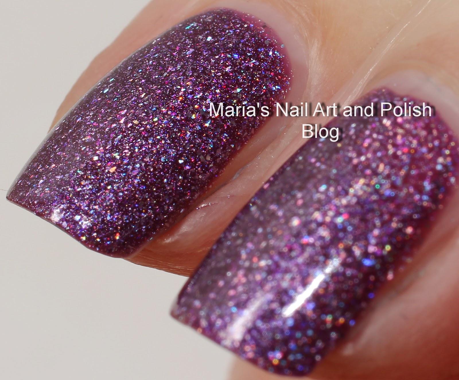 dark purple sparkler glitter - photo #19
