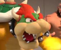Wreck-It Ralph cameo Bowser
