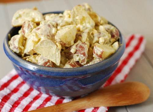 Potato salad, BBQ sides