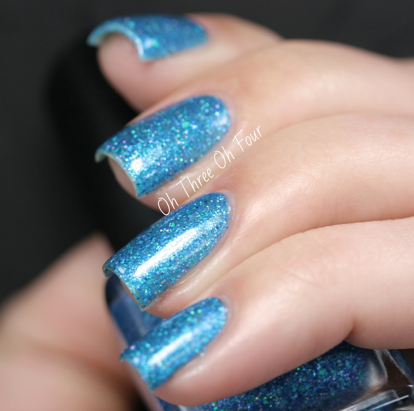 Rain City Lacquer Mermaid's Melody swatch